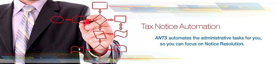 Tax Notice Automation